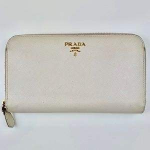Prada Zip Wallet